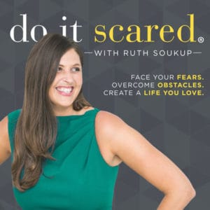 do it scared ruth sukoup